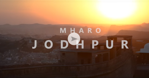 Jodhpur, Rajasthan's blue city gets the hip-hop treatment